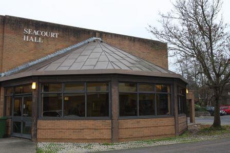 Old secourt hall
